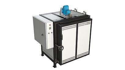 Priemyselné pece SNOL do 350 °C