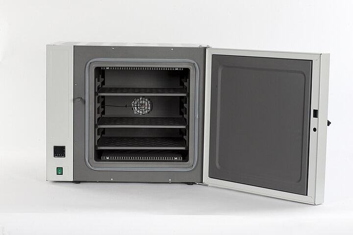 Laboratórna pec SNOL 58/350 LSP11 - otvorená
